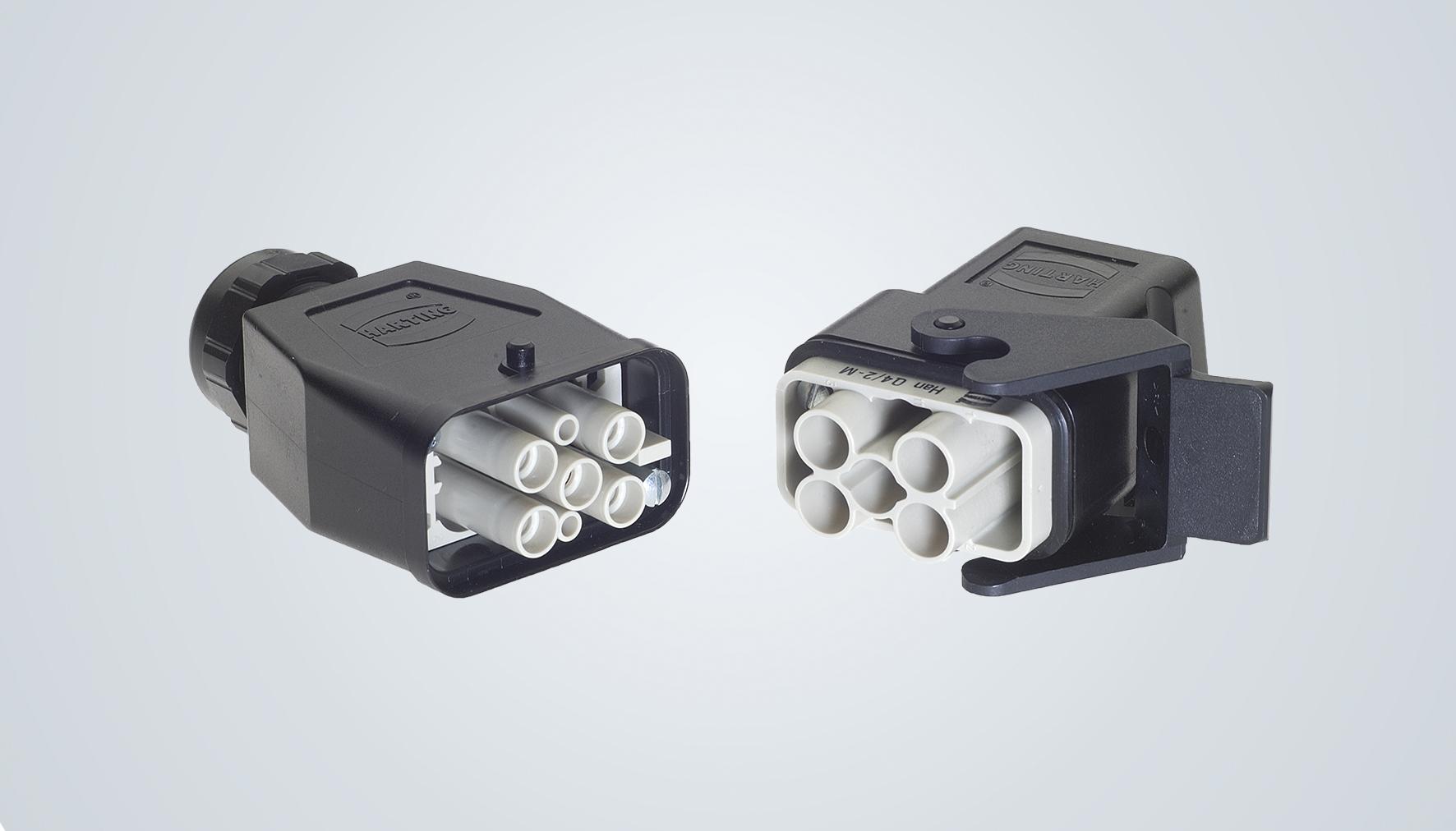 Han® Q 4/2 Connector series