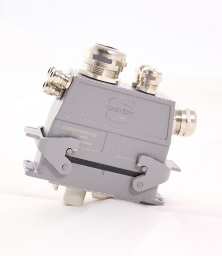 Customized Han® industrial connector